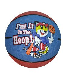 Emob Top Grip Champion Ball for Kidz Basketball - Multicolor