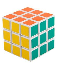 Emob High Speed Rubik Cube Puzzle Multicolor - 1 Piece