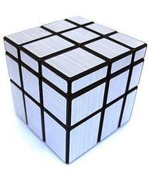 Emob Mirror Cube Puzzle Silver - 1 Piece