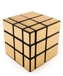Emob Mirror Cube Puzzle Gold - 1 Piece