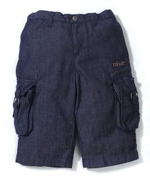 Enfant Casual Shorts - Navy Blue