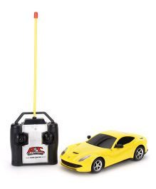 Toymaster Rmote Control Car - Yellow