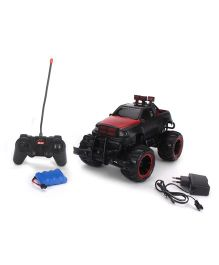 Toymaster Remote Control Cross Country Pick Up - Red And Black