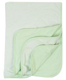 Little Wacoal Baby Blanket - Light Green