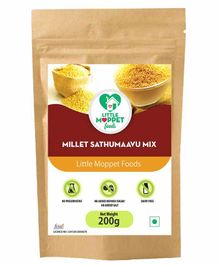 Little Moppet Baby Foods Millet Sathumaavu Mix - 200 gm