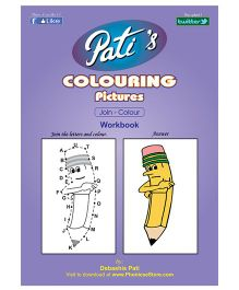 Coloring Picture Downloadable Workbook - English