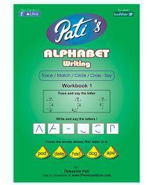 Alphabets Writing 1 Downloadable Workbook - English