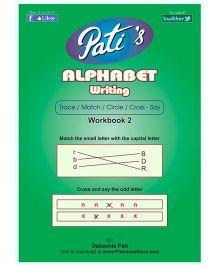 Alphabets Writing 2 Downloadable Workbook - English
