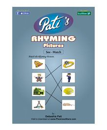 Rhyming Pictures Downloadable Workbook - English
