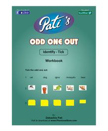 Odd One Out Downloadable Workbook - English