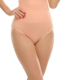 Clovia Flexible Tummy Tucker - Peach