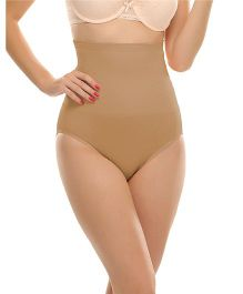 Clovia Flexible Tummy Tucker - Brown