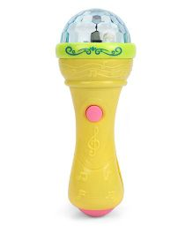 Smiles Creation Fashion Dynamic Microphone - Yellow