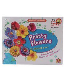 Toysbox Junior Pretty Flowers - Multicolor