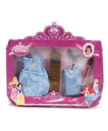 Disney Princess Mobile Mirror Set - Blue