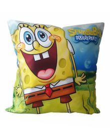 Sponge Bob Cushion Cover - Multi Color