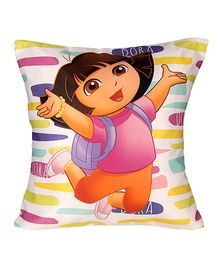 Dora Cushion Cover - Multi Color
