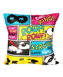 Peanuts Cushion Cover - Multi Color