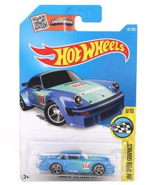Hot Wheels HW Speed Graphics Car (Color & Design May Vary)