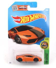 Hot Wheels Exotics Car