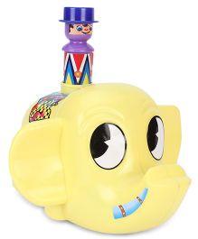 Luvely Push N Go Mr Jumbo - Yellow