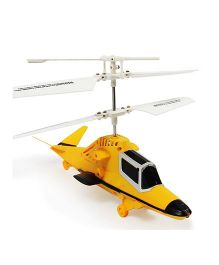 Flyers Bay Radio Controlled Helicopter Toy - Yellow