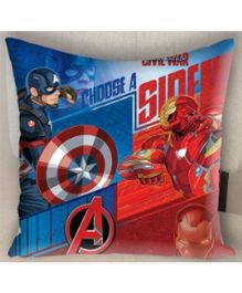 Marvel Athom Trendz Avengers Cushion Cover - Multicolor MAR-10-3-D60