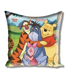 Disney Athom Trendz Winnie The Pooh Kids Cushion Cover - ATZ-10-3-D08