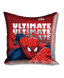Marvel Athom Trendz Spiderman Kids Cushion Cover - Red ATZ-10-3-D12