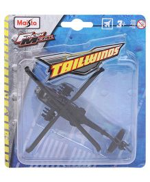 Maisto Tailwinds Helicopter Without Stand - Black