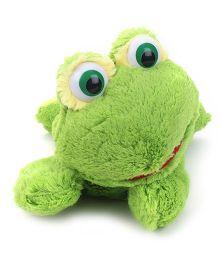 Starwalk Frog Plush Green - 35 cm