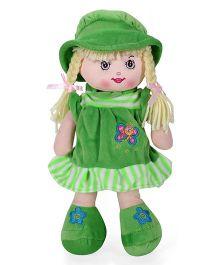 Starwalk Rag Candy Doll Green - 12 Inches