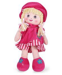Starwalk Rag Candy Doll Pink - 12 Inches