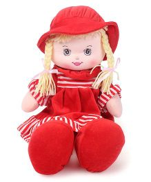Starwalk Rag Candy Doll Red - 20 Inches