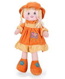 Starwalk Rag Candy Doll Orange - 20 Inches
