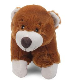 Starwalk Plush Teddy Bear Pillow Brown - 20 Inches