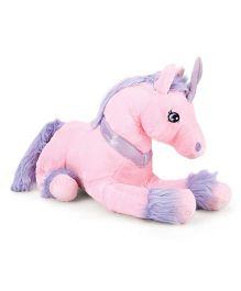 Starwalk Unicorn Soft Toy Pink - 21 Inches