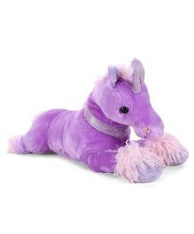 Starwalk Plush Unicorn Soft Toy Purple - 53 cm
