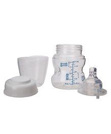 Lovi Wide Neck Polyamide Medical Plus Bottle - 150 ml