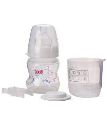 Lovi PP Self Sterilising Bottle - 150 ml