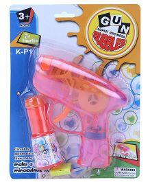 Classic Fri Bubble Gun - Pink