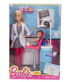 Barbie Doll Dentist With Patient