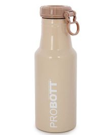 Probott Sports Bottle Beige - 500 ml