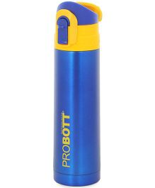 Probott Insulated Sports Bottle Dark Blue - 500 ml