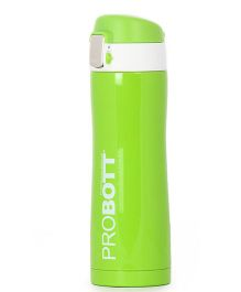 Probott Insulated Sports Bottle Green - 500 ml