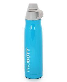 Probott Stainless Steel Insulated Sport Bottle Blue - 800 ml