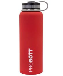 Probott Insulated Sport Bottle Red - 1200 ml