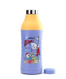 Pratap Hy Cool Insulated Medium Water Bottle Blue - 580 ml