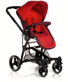 BeCool Bandit Pushchair- Lava