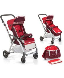 BeCool Vision Pushchair - Amour